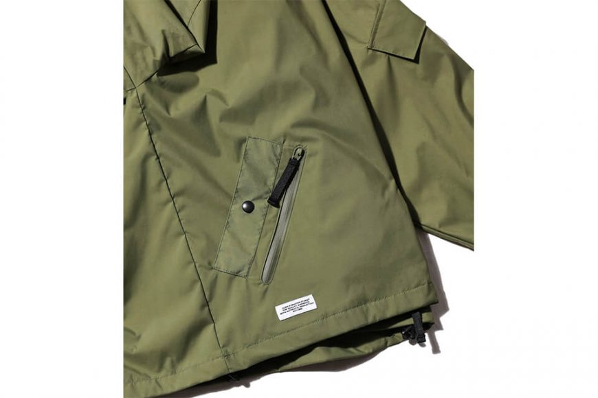 AES 20 AW Water Repellent Nylon JKT (12)