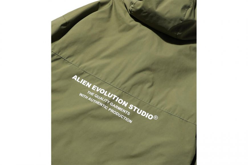 AES 20 AW Water Repellent Nylon JKT (13)