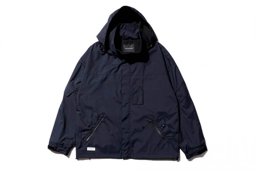 AES 20 AW Water Repellent Nylon JKT (6)