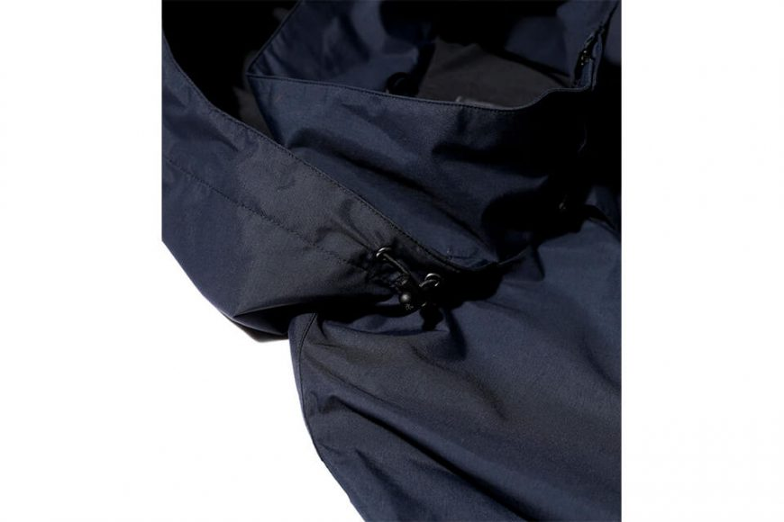 AES 20 AW Water Repellent Nylon JKT (7)