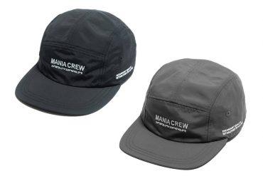 MANIA 20 AW Logo Camp Cap (0)