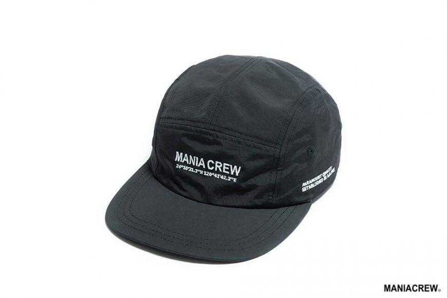 MANIA 20 AW Logo Camp Cap (1)