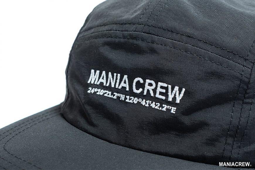 MANIA 20 AW Logo Camp Cap (3)
