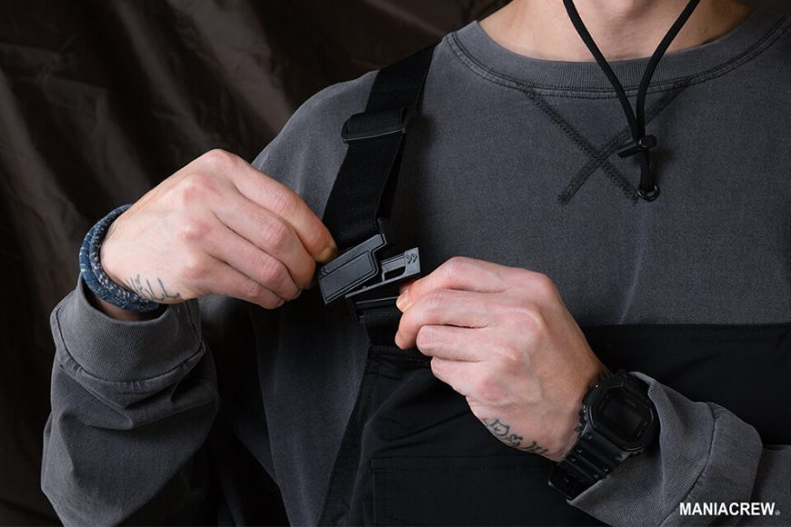 MANIA 20 AW Pocket Utility Dungarees (9)