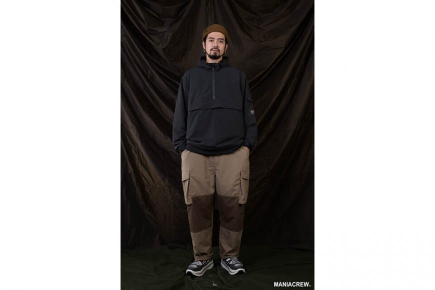 MANIA 20 AW Resiliently Pullover (1)