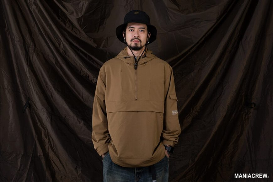 MANIA 20 AW Resiliently Pullover (10)