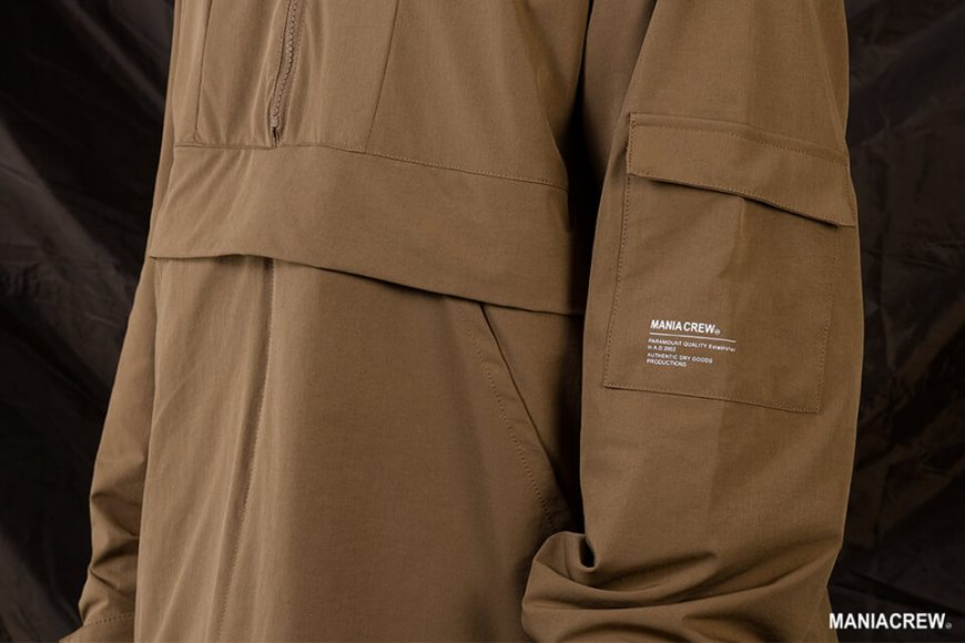 MANIA 20 AW Resiliently Pullover (15)