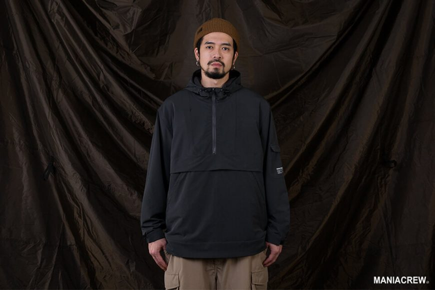 MANIA 20 AW Resiliently Pullover (2)