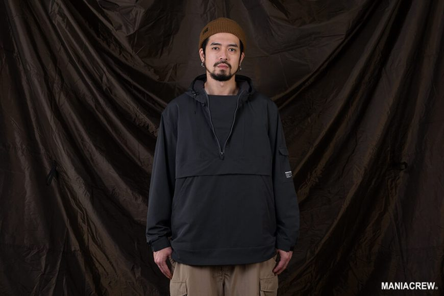 MANIA 20 AW Resiliently Pullover (3)