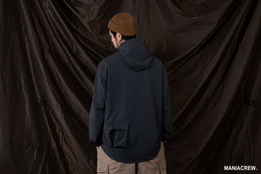 MANIA 20 AW Resiliently Pullover (4)