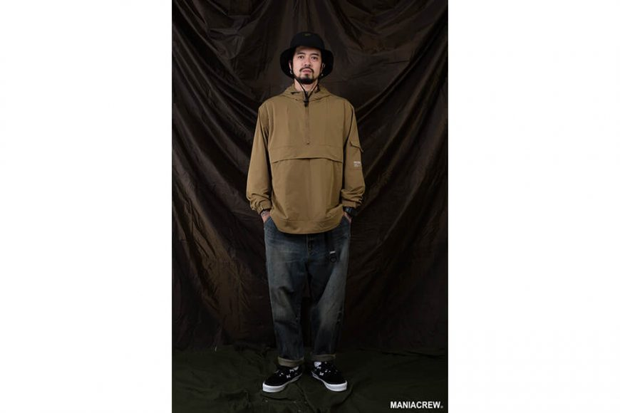 MANIA 20 AW Resiliently Pullover (9)