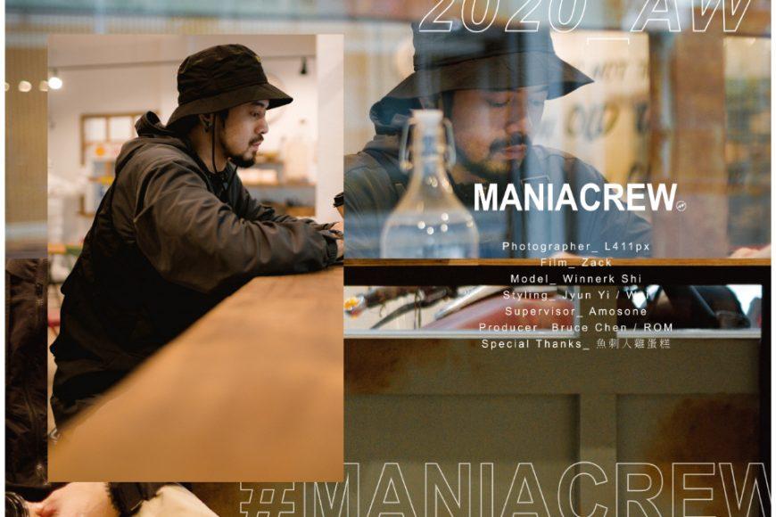 MANIA 2020 AW COLLECTION 9-01