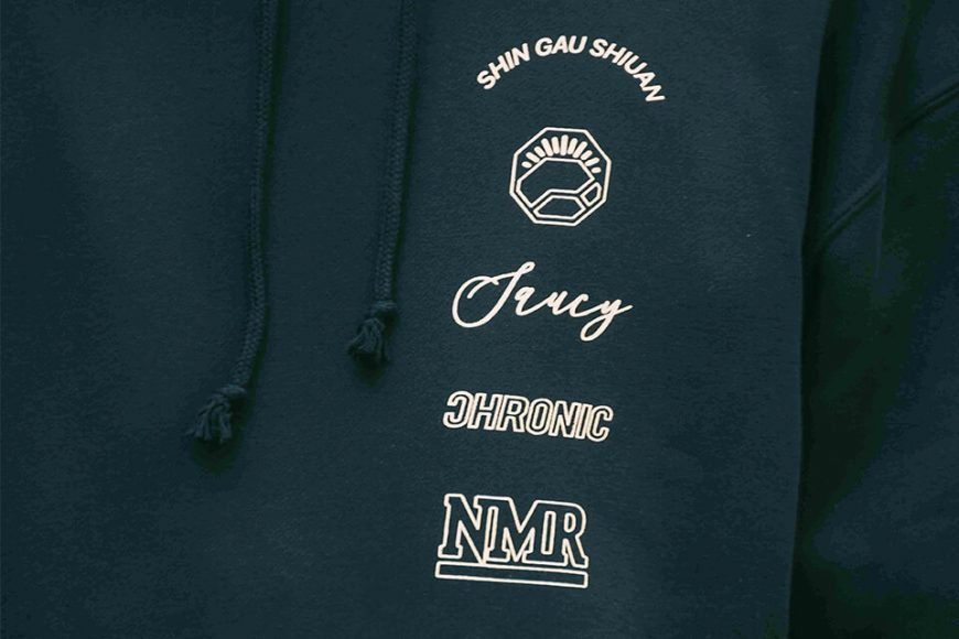 NITAKAKEN x NMR x CHRONIC Collaboration Digital Printed Hoodie (6)