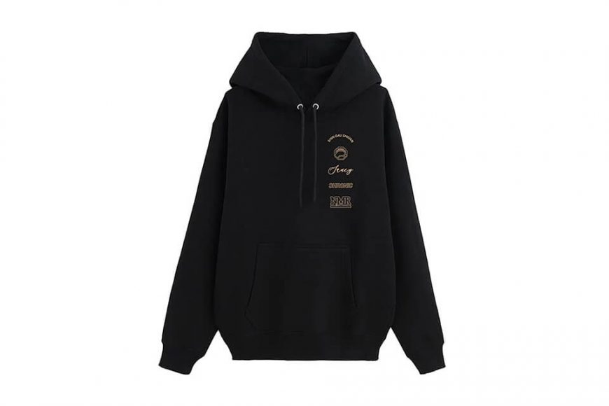 NITAKAKEN x NMR x CHRONIC Collaboration Digital Printed Hoodie (8)