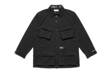 OVKLAB Water Repellent Military Shirt (4)