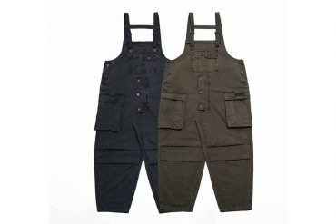 PERSEVERE 20 AW Soft Stone Washed Overall (11)