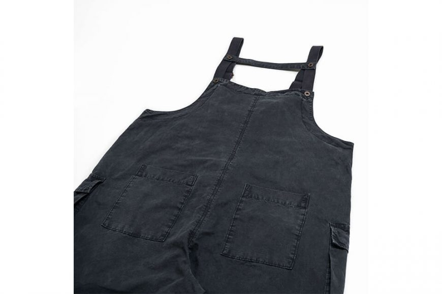 PERSEVERE 20 AW Soft Stone Washed Overall (15)