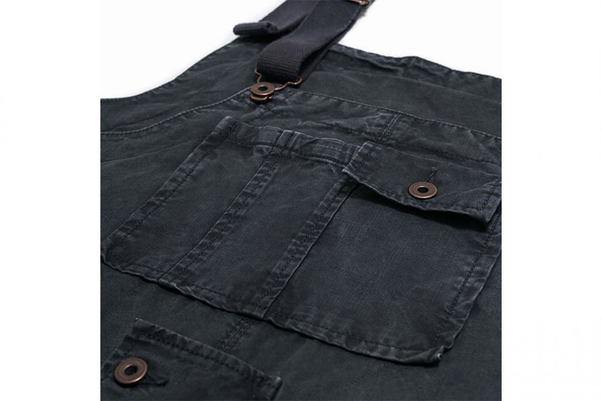 PERSEVERE 20 AW Soft Stone Washed Overall (16)