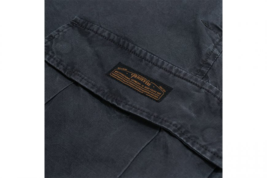 PERSEVERE 20 AW Soft Stone Washed Overall (19)