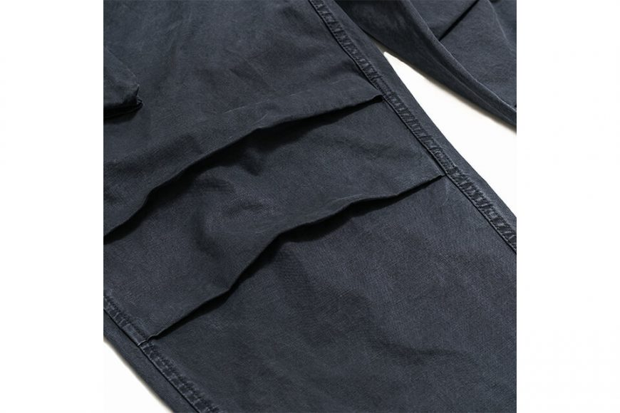 PERSEVERE 20 AW Soft Stone Washed Overall (21)
