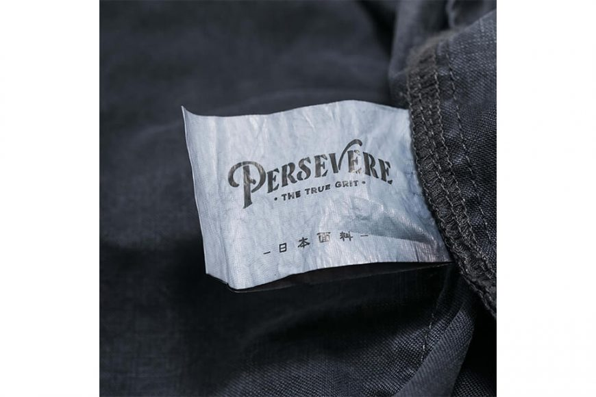 PERSEVERE 20 AW Soft Stone Washed Overall (22)