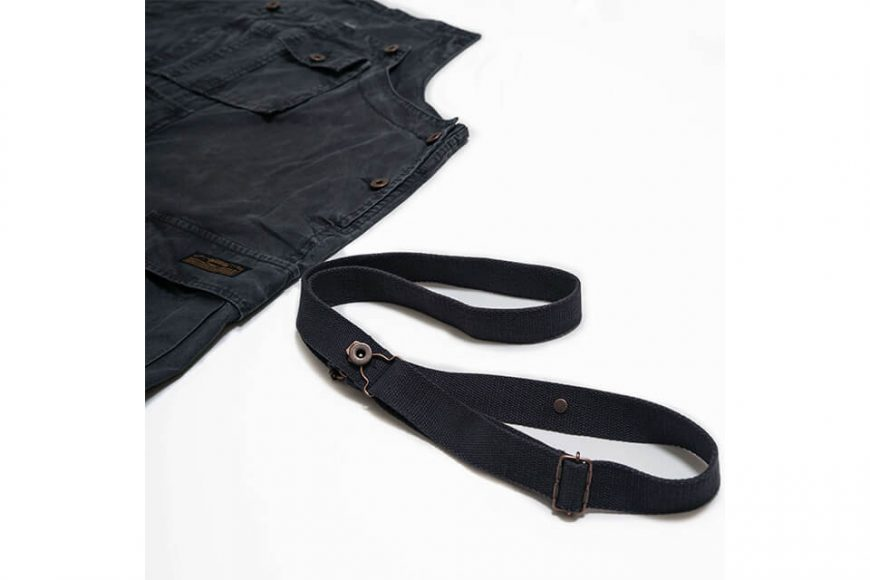 PERSEVERE 20 AW Soft Stone Washed Overall (24)