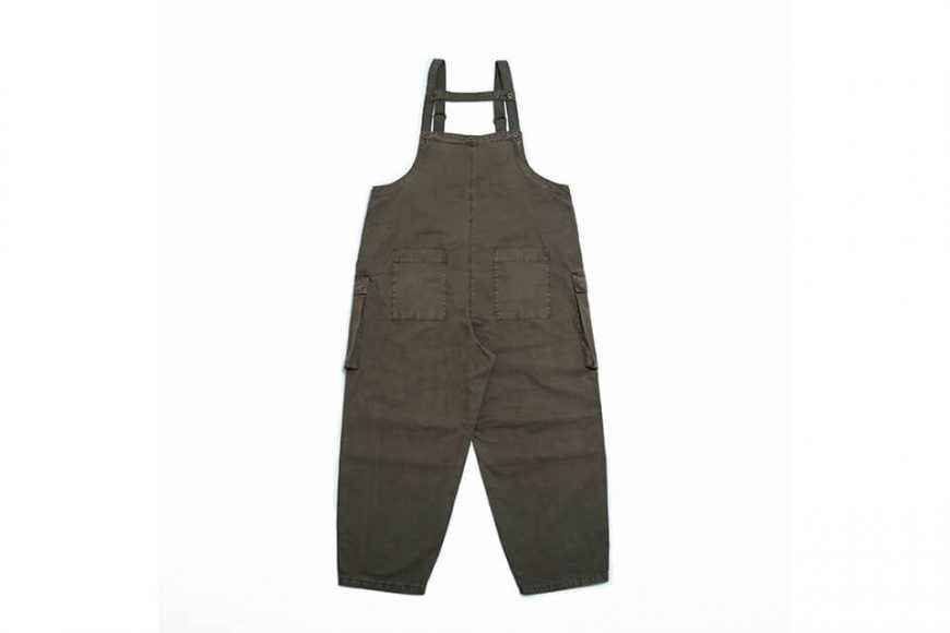 PERSEVERE 20 AW Soft Stone Washed Overall (26)
