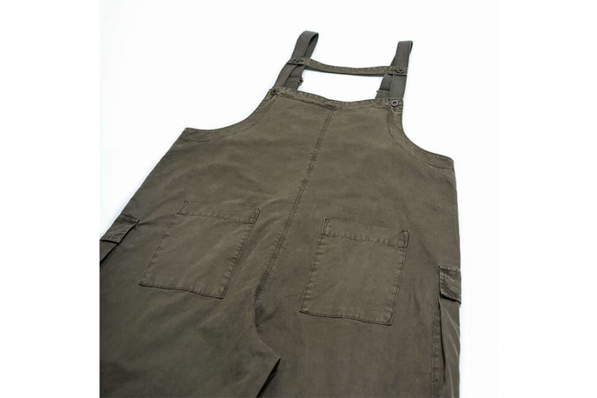 PERSEVERE 20 AW Soft Stone Washed Overall (28)