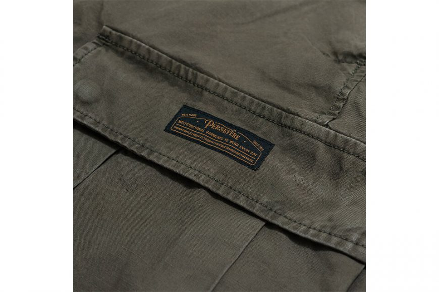 PERSEVERE 20 AW Soft Stone Washed Overall (32)