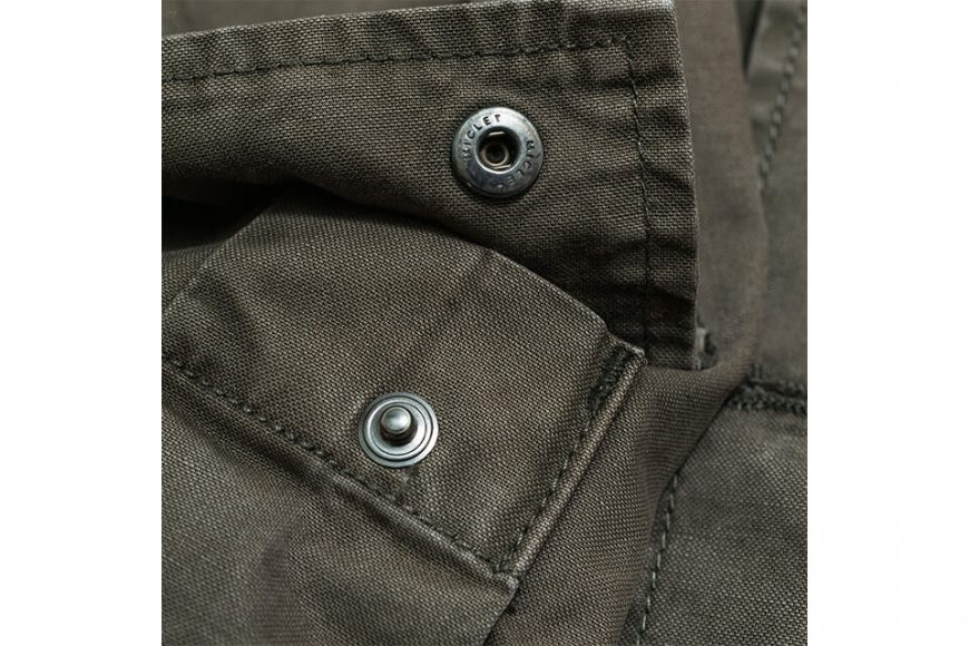 PERSEVERE 20 AW Soft Stone Washed Overall (33)