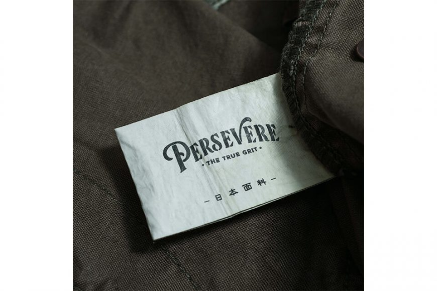 PERSEVERE 20 AW Soft Stone Washed Overall (35)