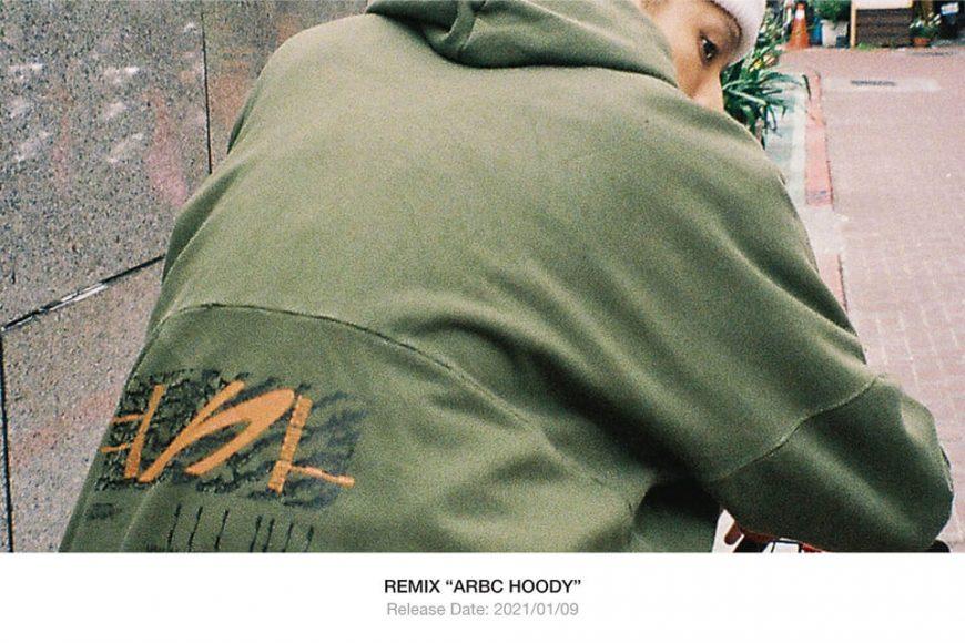 REMIX 20 AW ARBC Hoody (1)