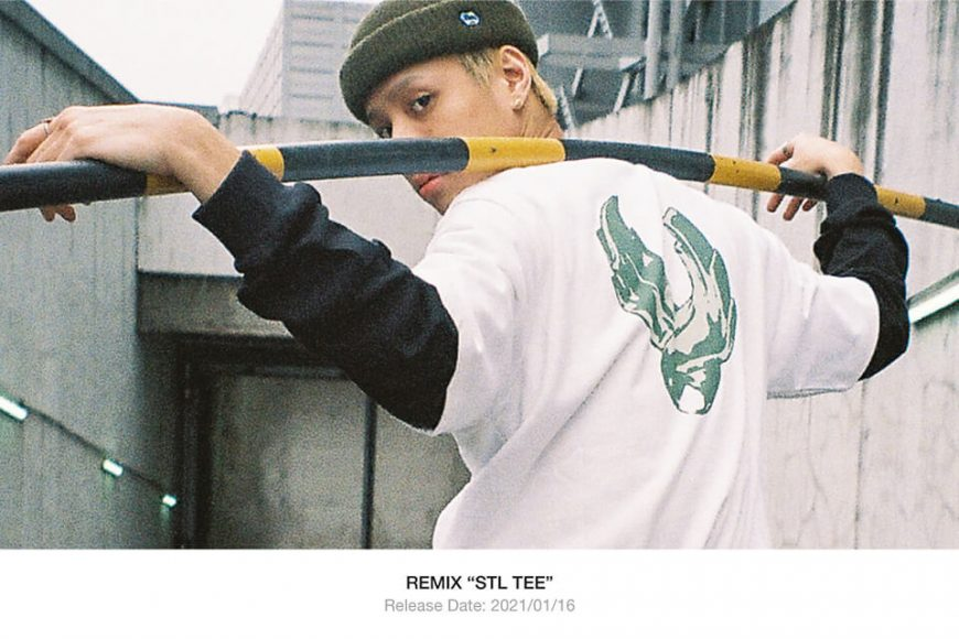 REMIX 20 AW STL Tee (1)