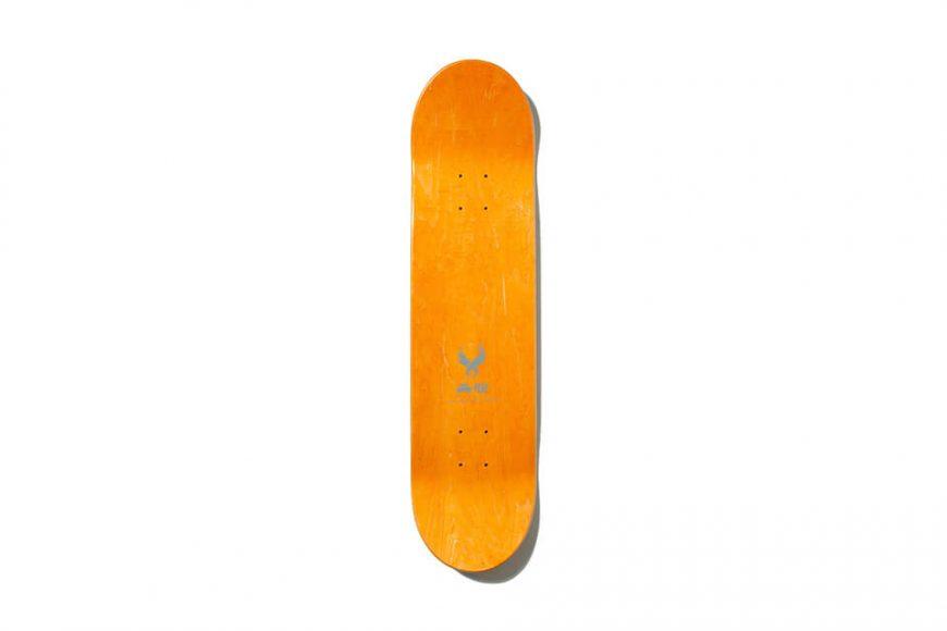 REMIX X 霹靂布袋戲 20 AW Pili 虎魁天虓皇 Skateboard (5)