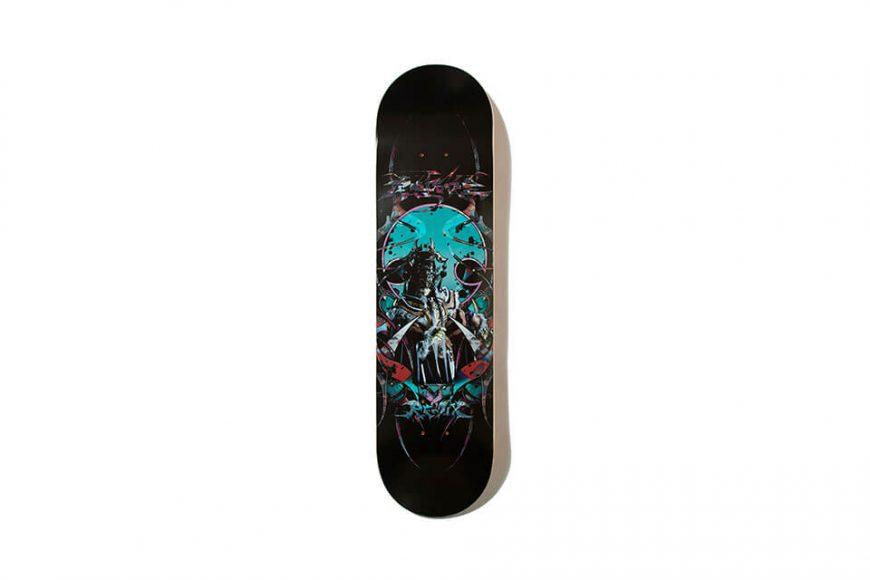 REMIX X 霹靂布袋戲 20 AW Pili 虎魁天虓皇 Skateboard (6)