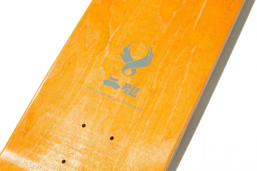 REMIX X 霹靂布袋戲 20 AW Pili 虎魁天虓皇 Skateboard (7)