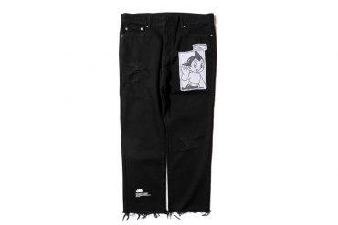 AES x MIGHTY 20 AW Atom Skinny Patchwork Jeans (5)