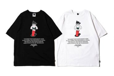 AES x MIGHTY 20 AW Atom The Robot Tee (0)