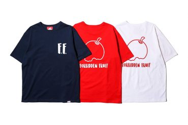"FORBIDDEN FRUIT SEASON 1 ""FF"" Logo T-Shirt"