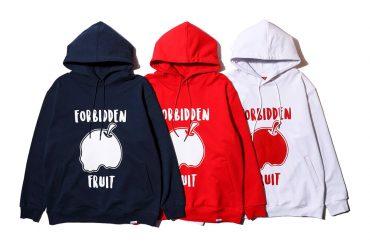 FORBIDDEN FRUIT SEASON 1 outer Logo Hoodie