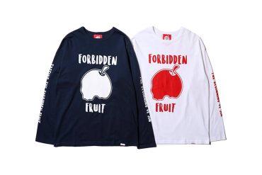 FORBIDDEN FRUIT SEASON 1 outer Logo LS T-Shirt