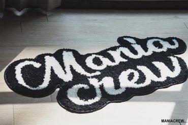 Mania Carpet(LOGO款文字款) (1)