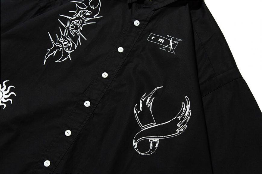 REMIX 20 AW Branded Shirt (15)