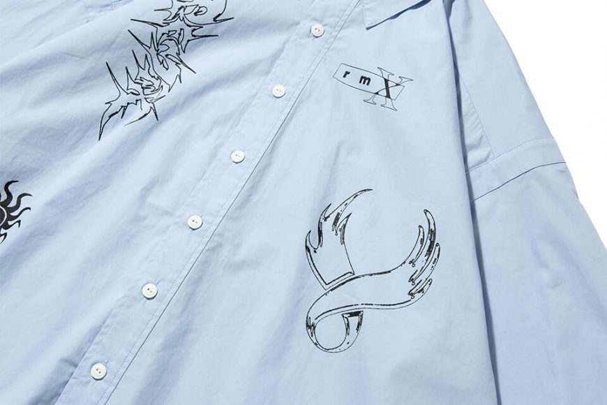 REMIX 20 AW Branded Shirt (21)