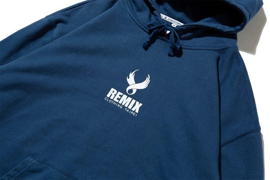 REMIX 20 AW Wing Logo Hoody (20)