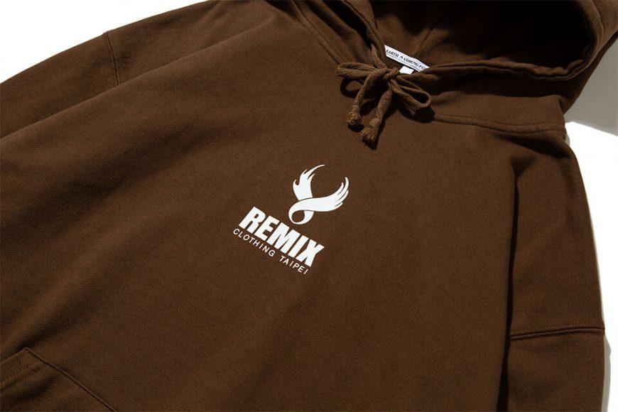 REMIX 20 AW Wing Logo Hoody (23)