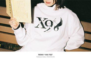 REMIX 20 AW rX93 Tee (1)