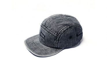 B-SIDE 21 SS Cap 21-1 Heavy Washed (4)