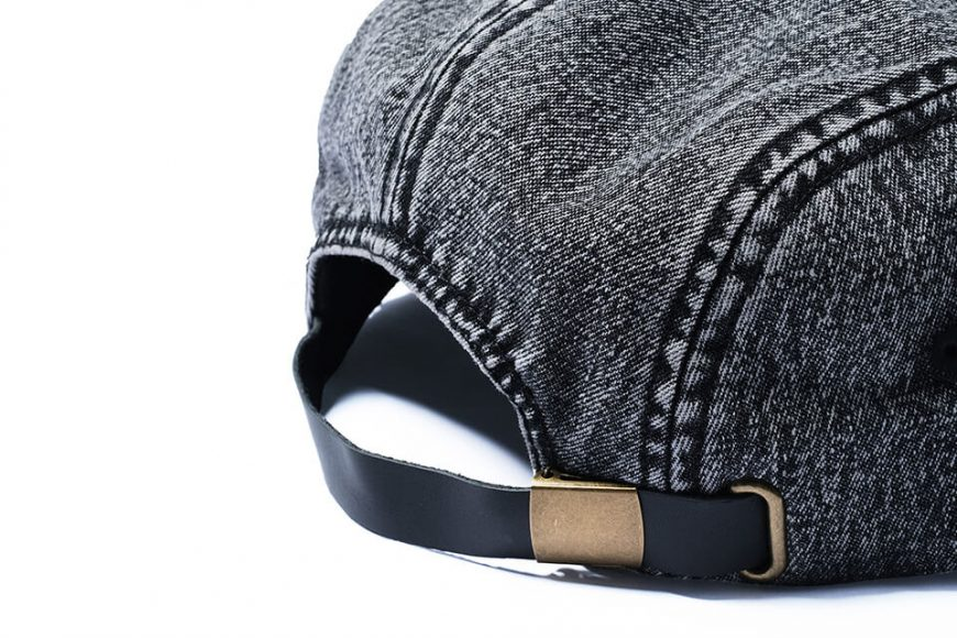 B-SIDE 21 SS Cap 21-1 Heavy Washed (6)