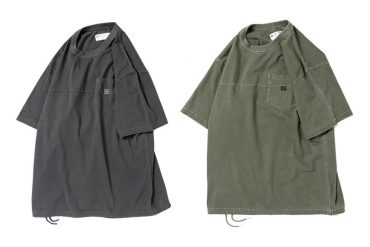 B-SIDE 21 SS Tee 21-1 Heavy Washed (0)